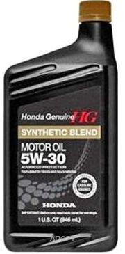 Фото HONDA Synthetic Blend 10W-30 0.946л (087989035)