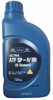 Фото Hyundai Ultra ATF SP-IV RR 1л (04500-00117)