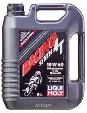 Фото Liqui Moly Racing Synth 4T HD 10W-60 5л