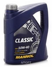 Фото Mannol Classic 10W-40 5л