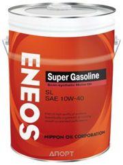 Фото ENEOS Super Gasoline SL 10W-40 20л