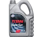 Фото Fuchs Titan Supersyn 5W-40 4л
