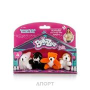 Фото BeanZees Набор с 4 игрушек Серия 2 (34021)