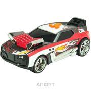 Фото Toy State Супербыстрая машинка Twinduction Hot Wheels со светом и звуком (90502)