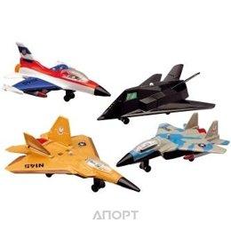 Dickie Toys Военный самолет со звуковыми эффектами (3553006)