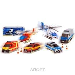 Dickie Toys Городская спасательная команда (3314927)