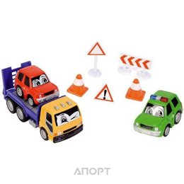 Dickie Toys Мини-набор Эвакуатор (3315904)