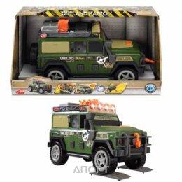 Dickie Toys Патрульный внедорожник (3308366)