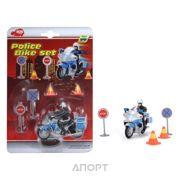 Фото Dickie Toys Полицейский на мотоцикле (3315391)