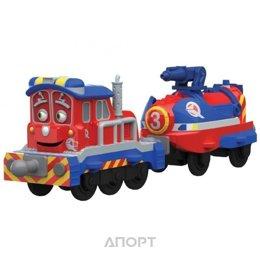 Tomy Паровозик Келли с прицепным вагоном (LC54126)
