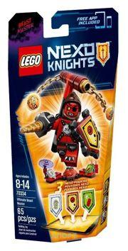 Фото LEGO Nexo Knights 70334 Укротитель - Абсолютная сила