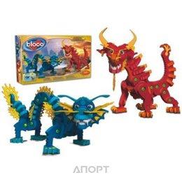 Bloco Dragons Aqua&Piro 30552