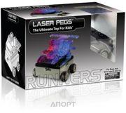 Фото Laser Pegs Военная машина 6 в 1