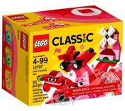 Фото LEGO Classic 10707 Красный набор для творчества