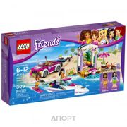 Фото LEGO Friends 41316 Скоростной катер Андреа