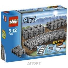 LEGO City 7499 Гибкие пути