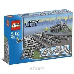 LEGO City 7895 Железнодорожные стрелки