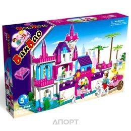BanBao Мир фантазий 6366 Тропический замок