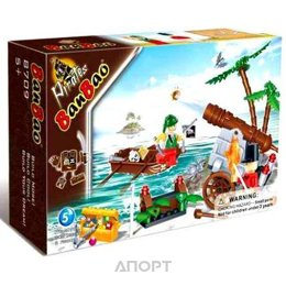 BanBao Пираты 8709 Захватчики