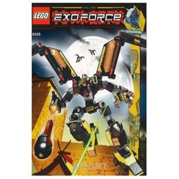 LEGO Exo-Force 8105 Iron Condor