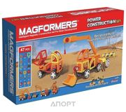 Фото Magformers Power Construction Set 63090