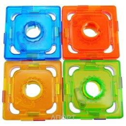 Magformers Standart set line Вращающиеся блоки с магнитами 12 60016