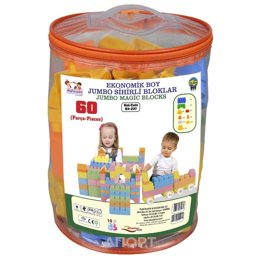 PILSAN Magic Blocks 03-227 60 деталей