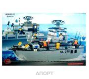Фото SLUBAN Военно-морская серия M38-B0122 Coast Guard Frigate