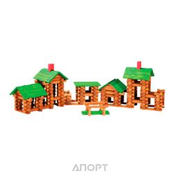 Roys Деревянные бревнышки FWT-055 300 элементов
