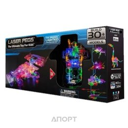 Laser Pegs 1000 Болид Гран-При