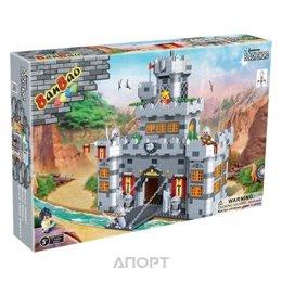 BanBao Черный меч 8260 Замок 988 деталей