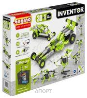 Фото ENGINO Inventor Special Edition 3030 30 моделей с двигателей