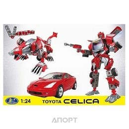 Happy Well 1:24 V-Create Construction Set 3in1 54010 Toyota Celica
