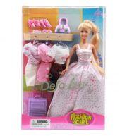 Фото Defa Кукла Модница с нарядами и аксессуарами 29 см (8012)