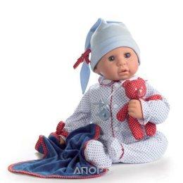 GOTZ Куки в голубом с игрушкой, 48 см (1161034)
