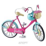 Фото Mattel Barbie Велосипед (DVX55)