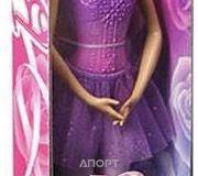 Фото Mattel Barbie Балерина в фиолетовом (DHM43)