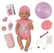 Фото Zapf Creation Baby Born Очаровательная малышка 43 см (820414)