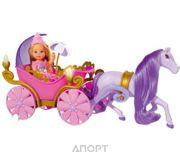 Фото Simba Ева и сказочная карета с конем (5735754)