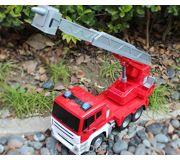 Фото Meizhi Пожарная машина 1:18 Red (MZ-2081)