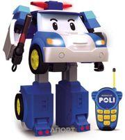 Фото Silverlit Робот-трансформер Поли на р/у (83185)