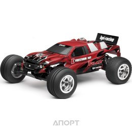 HPI Racing RTR E-Firestorm 10T Flux With DSX-2 Truck Body (HPI105879)