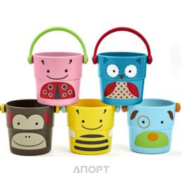 Skip Hop Набор ведёрок для купания Zoo (235355)