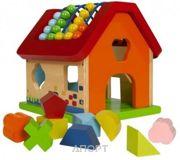 Фото Eichhorn Развивающая игра- домик (2094)
