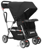Фото Joovy Caboose Ultralight Stand-On Tandem