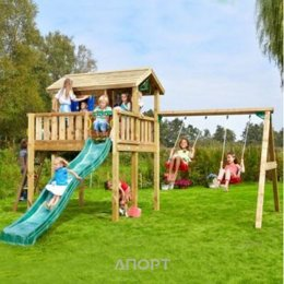 Jungle Gym Игровой комплекс Playhouse 430_150