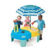 Фото STEP2 Стол для игр с песком и водой Оазис (800700)