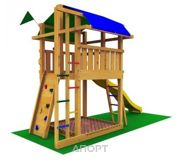 Фото Jungle Gym Детский городок Fort