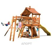 Фото Rainbow Play Systems Carnival Cottage III Monkey Bar
