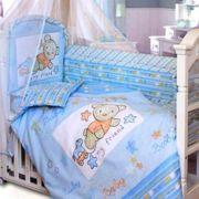 Фото Золотой гусь Комплект в кроватку Zoo Bear (7 предметов)